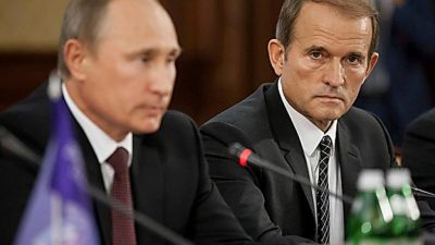 """Медведчук і Бойко знову полетіли в РФ на """"газові переговори"""""""