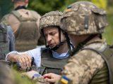 Зеленський: ЗСУ жорстко відповідатимуть на Донбасі