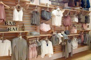Особливості зонування магазинів одягу