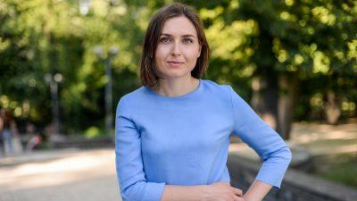 Міністерка Новосад: Я не зможу утримувати дитину на зарплату 36 тисяч гривень