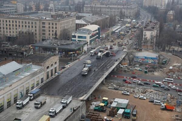 У Києві відкрили Шулявський міст