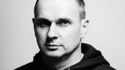 Олег Сенцов привітав українців із Новим роком та Днем народження Бандери